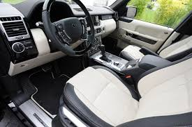 ford range rover interior land rover celebrates 40th anniversary with range rover