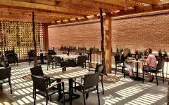 restaurant patio design ideas interior design