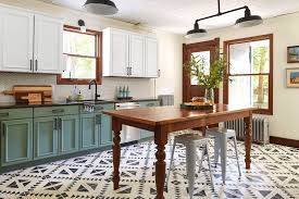 can you put chalk paint on kitchen cabinets yes you can paint your entire kitchen with chalk paint kitchn
