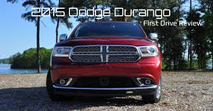 nissan durango 2015 2015 dodge durango citadel 3 6l awd 4k road test review youtube