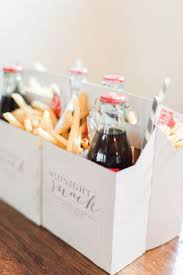 wedding favors for kids 9 wedding favors your guests will actually want to grab fries