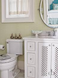 White And Green Bathroom - jessica bradley interiors