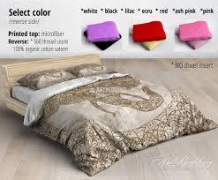 Graphic Duvet Cover Bedding Set Amazing Bohemian Elephant Bedding Pom Graphic Design