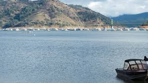 California lakes images California drought update water levels rising at reservoirs after jpg