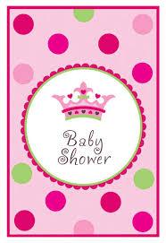 free princess baby shower invitation templates cloudinvitation com