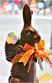 chocolate bunny ears chocolate eggs and bunny ears eat out eat well