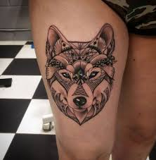 top 50 best thigh tattoos for 2018 page 5 of 5