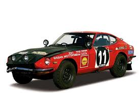 nissan fairlady 240zg rally car nissan fairlady 240z could be our favorite z