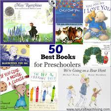 50 best books for preschoolers free printables reading logs