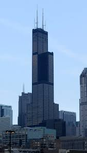 Willis Tower Floor Plan by Sears Tower Gets Green Upgrade The Spokesman Review