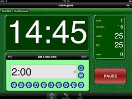 Blinds Timer Loopy U0027s Poker Timer Loopyapps