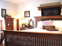 shaker mission u0026 craftsman bedroom furniture seattle mission