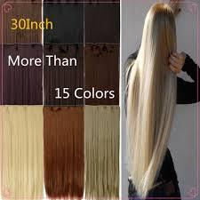 angel hair extensions 30 calowy 130g premium mega długie 3 4 połowy pełna szef naturalne