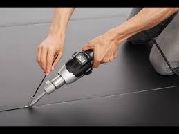 correctly installing linoleum floor heat tools