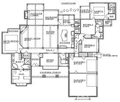 floorplans com ranch style house plan 4 beds 3 5 baths 3258 sq ft plan 935 6