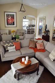 living room fall living room decor images fall home decor living