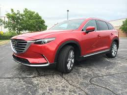 mazda car value auto review 2016 mazda cx 9 crossover balances style with value