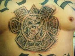 50 traditional aztec tattoos for chest style photos
