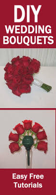 how to make a wedding bouquet how to make bridal bouquets easy wedding flower tutorials learn