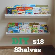 Vinyl Rain Gutter Bookshelves - do it yourself project rain gutter bookshelves ctworkingmoms