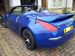 nissan 350z nismo spoiler another rear spoiler for roadster styling 350z u0026 370z uk