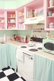 Pastel Kitchen Ideas Mint Green Kitchen Decor Thelodge Club