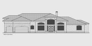 one level luxury house plans mediterranean house plan luxury master suite bonus room