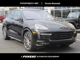 porsche cayenne 2016 colors 2016 used porsche cayenne awd 4dr gts at porsche monmouth serving