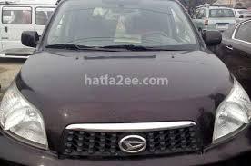 daihatsu terios 2015 terios daihatsu 2015 cairo brown 1681876 car for sale hatla2ee