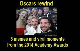 Memes Oscar - oscars rewind 5 memes and viral moments from the 2014 academy