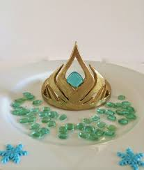 Coat Check Template Sara Elizabeth Custom Cakes U0026 Gourmet Sweets Elsa U0027s Crown From