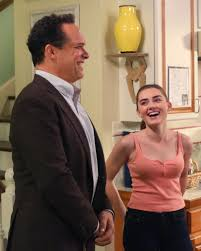 Diedrich Bader American Housewife U0027 Star Meg Donnelly Teases Season 2 Hopes For