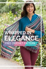 free pattern friday crochet wrap pattern from heart stitch