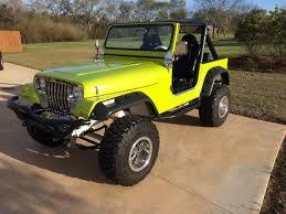 jeep chrome 1990 jeep wrangler yj chrome complete restoration jeeps for sale