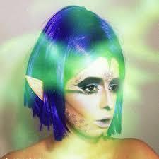 Alien Halloween Makeup by Fright Femmes Halloween 2015 Series U2014 The Weekend Gypsy