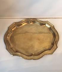 pewter serving platter large oval pewter serving platter
