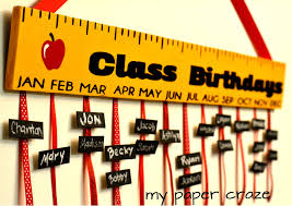 birthday board diy appreciation gift class birthday board my paper craze