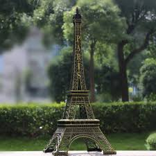 Eiffel Tower Decorations Online Buy Wholesale Tower Decor From China Tower Decor