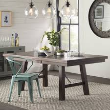 Dining Room Table Rustic Farmhouse Dining Tables Birch