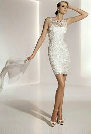 dresses for second wedding informal white casual second marriage wedding dresses concepts ideas