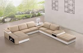 canapé panoramique en cuir canapé panoramique cuir elegancia canapé cuir 6 places 185x375x415