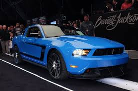 2012 laguna seca mustang for sale grabber blue 2012 mustang 302 laguna seca sells at barrett