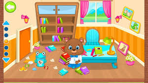 cleaning the house game with yogi bear make it clean youtube