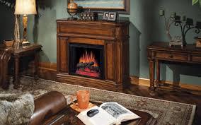 gas log fireplace binhminh decoration
