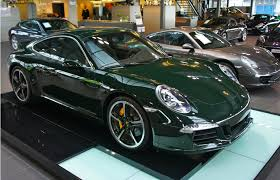 examples of irish green or brewster green rennlist porsche