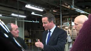 vauxhall luton prime minister visits vauxhall luton youtube