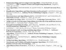 pattern matching algorithm in data structure using c 1 boyer and moore algorithm adviser r c t lee speaker h m