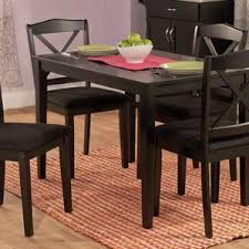 black dining room table set black kitchen dining room sets you ll wayfair