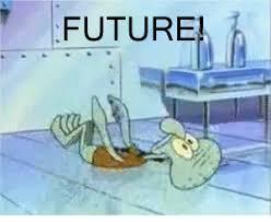 Squidward Future Meme - future spongebob gif find download on gifer