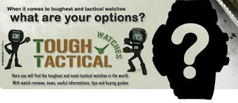 Best Rugged Work Watches The Toughest And Most Tactical Watches Around